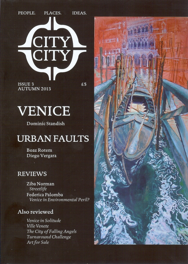CityCity Cover  Fall 2013
