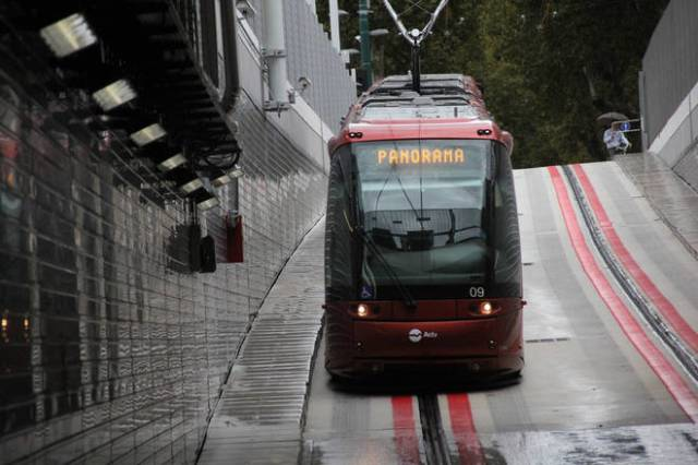 tram marghera